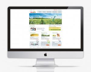 corn website